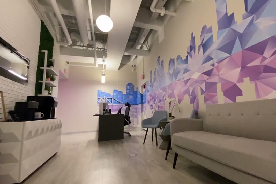 Take a Virtual Tour of Our New Boston - Seaport Office